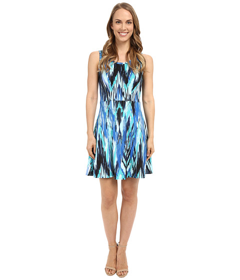 Karen Kane Fit and Flare Dress