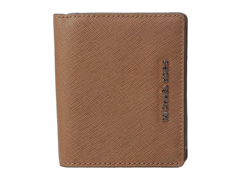 MICHAEL Michael Kors - Jet Set Travel Carryall Card Case (Luggage) Credit card Wallet