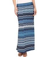 Karen Kane - Blue Mesa Maxi Skirt