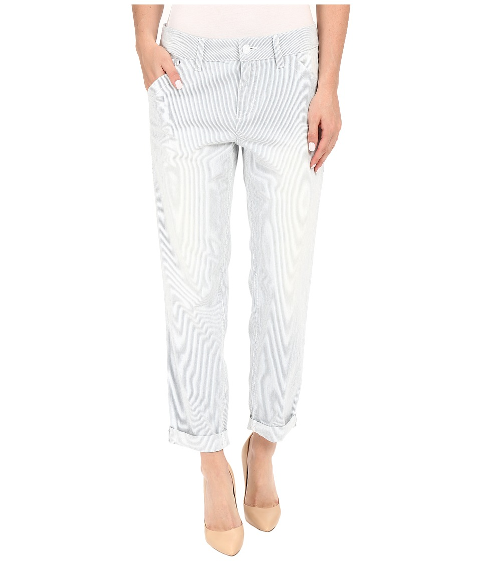 Level 99 Ryan Tomboy Trousers At Sea Womens Casual Pants