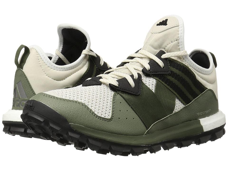 adidas Running Response TR (Clear Brown/Iron Metallic/Base Green) Men