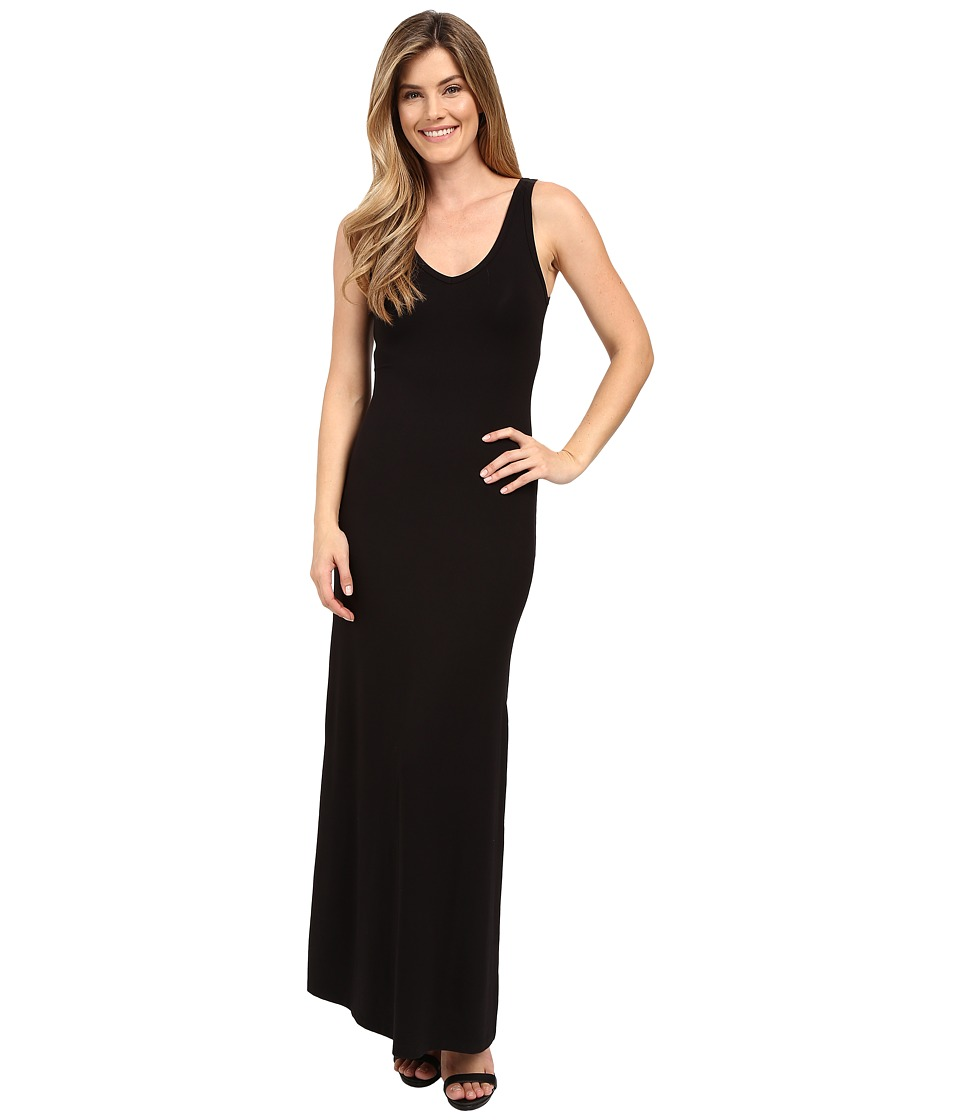 Karen Kane Alana Maxi Dress Black Womens Dress