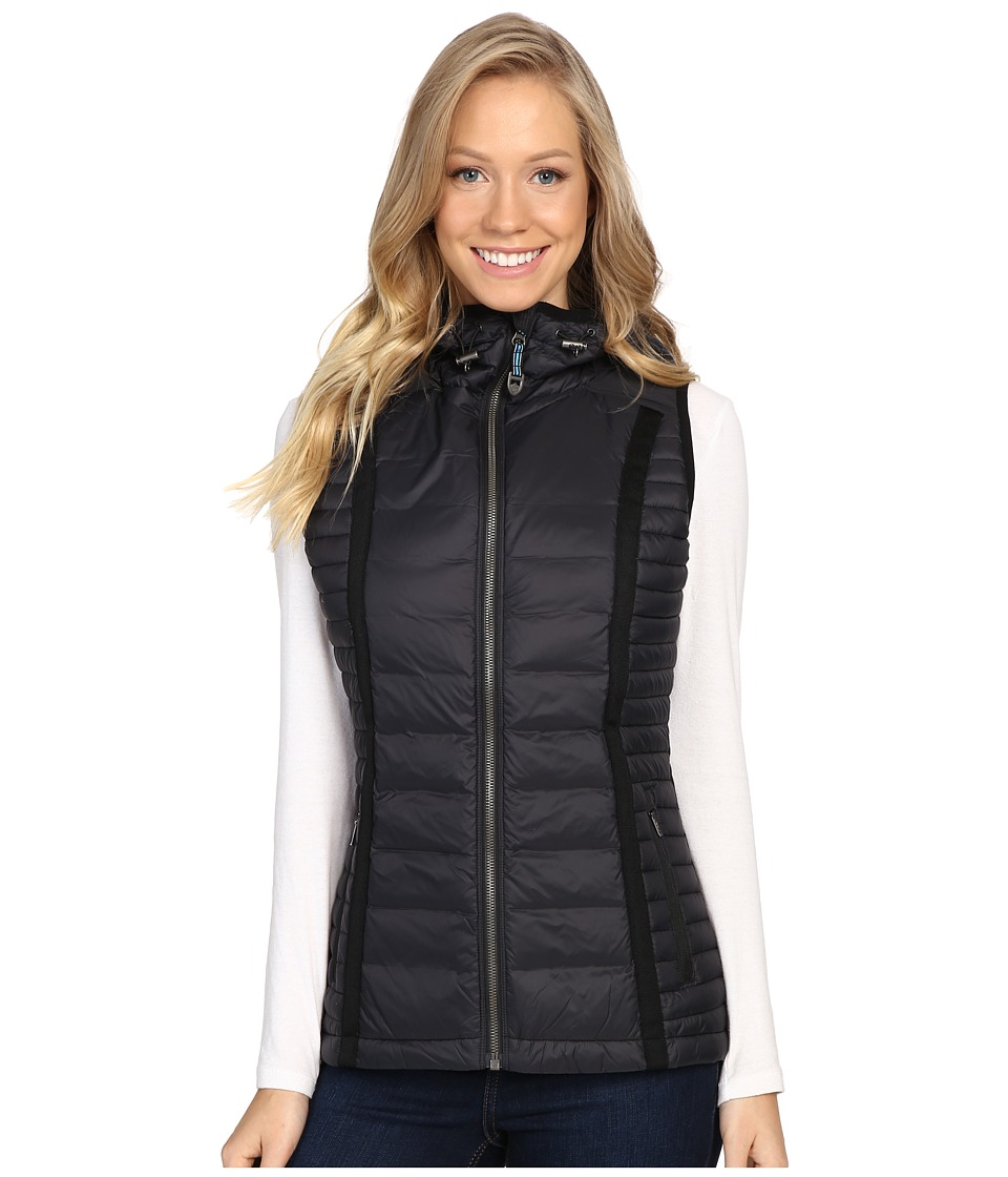 KUHL PRODUCTS INC. Spyfire Hooded Vest (Raven) Women's Vest