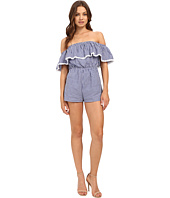 6 Shore Road by Pooja - Seaside Romper Cover-Up