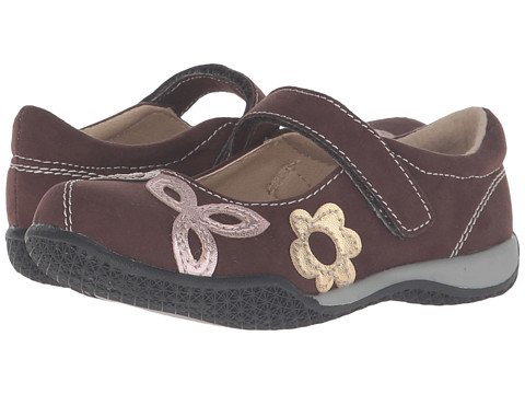W6YZ Itsy (Toddler/Little Kid) - Brown