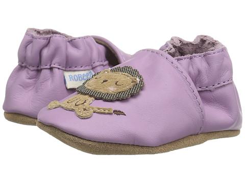 Robeez Lori The Lion Soft Sole (Infant/Toddler) - Purple