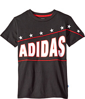 adidas Originals Kids - Everyday Iconics FR Tee (Toddler/Little Kids/Big Kids)