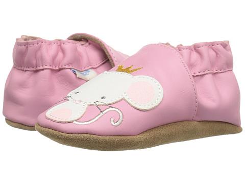 Robeez Princess Soft Sole (Infant/Toddler/Little Kid) - Pink