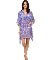 Bleu Rod Beattie - California Dreamin Caftan Cover-Up