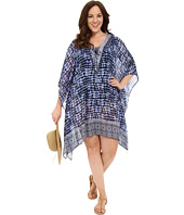 Bleu Rod Beattie - Plus Size I've Got You Babe Caftan Cover-Up