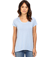 Dylan by True Grit - Short Sleeve High-Low Luxe Tee
