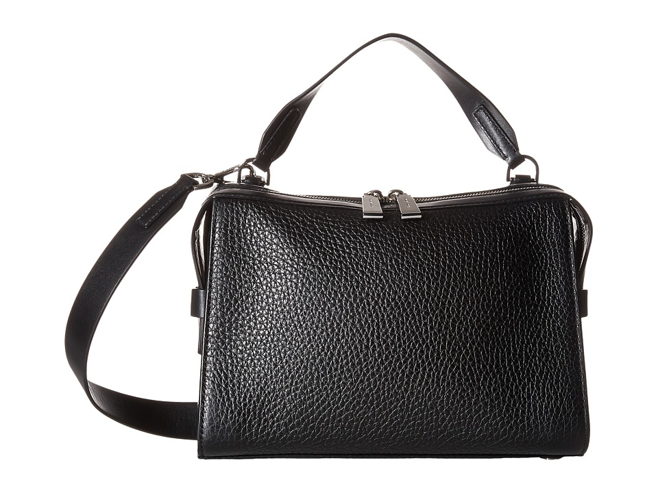 MICHAEL Michael Kors - Ingrid Medium Shoulder (Black) Shoulder Handbags