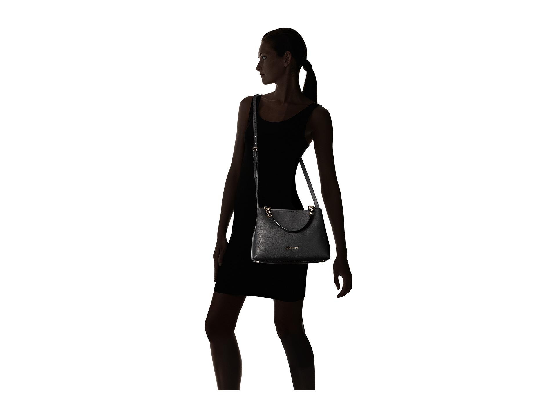 ... Sale \u2013 Cyber Monday Deals Specials. michael kors portia large saffiano leather shoulder bag