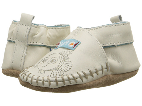 Robeez Disney® Baby by Robeez Nemo Soft Sole (Infant/Toddler) - Light Ivory