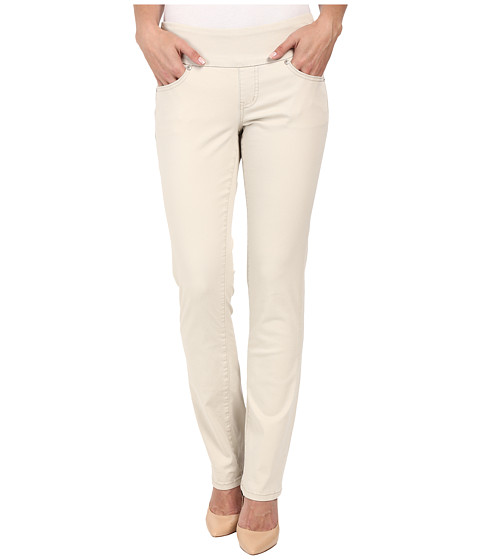 Jag Jeans - Peri Pull-On Straight Bay Twill (Grey Morn) Women's Casual Pants