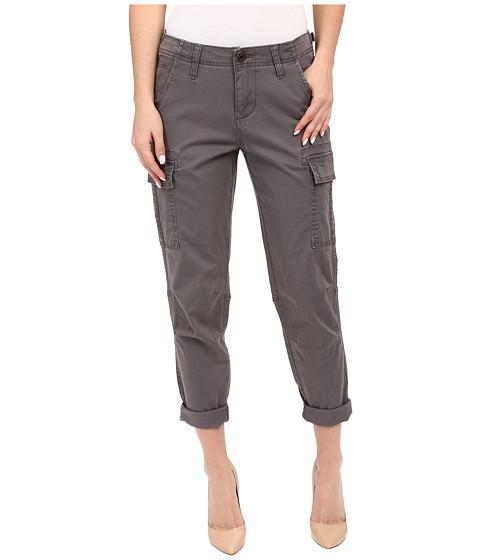 Jag Jeans - Powell Cargo Slim Boyfriend in Bay Twill (Flint) Women's Casual Pants