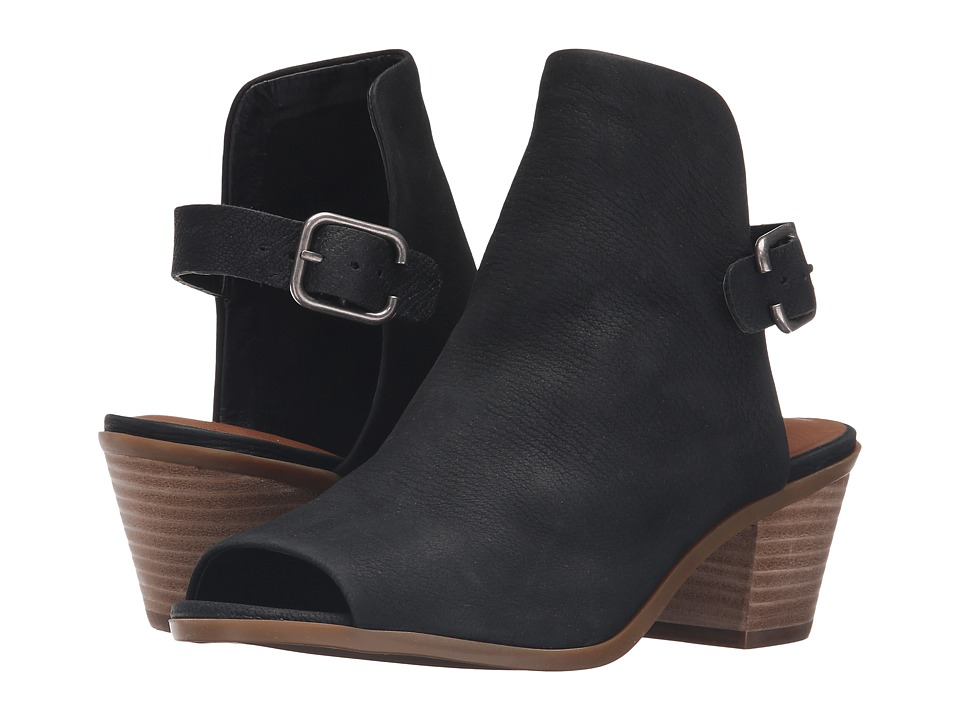 Lucky Brand Bray (Black Borneo) Women