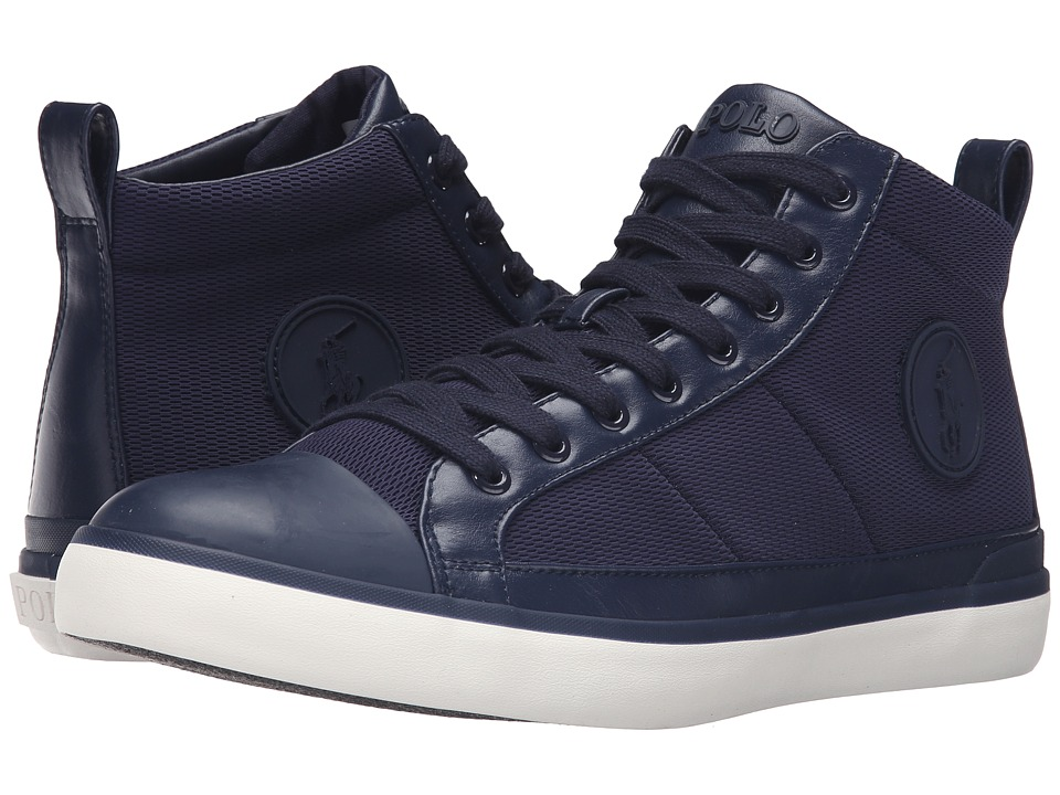 Polo Ralph Lauren Clarke (Navy Oval Mesh) Men