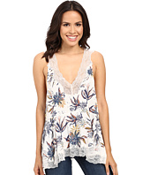 Free People - Bellflower Printed Tunic