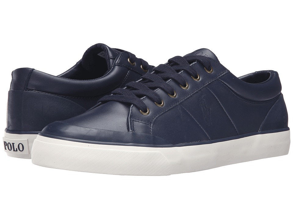 Polo Ralph Lauren Ian (Newport Navy Smooth Sport Leather) Men