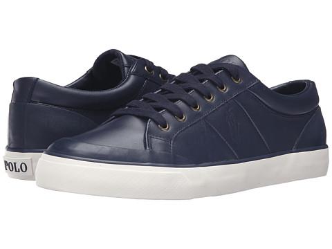 Polo Ralph Lauren Ian - Newport Navy Smooth Sport Leather