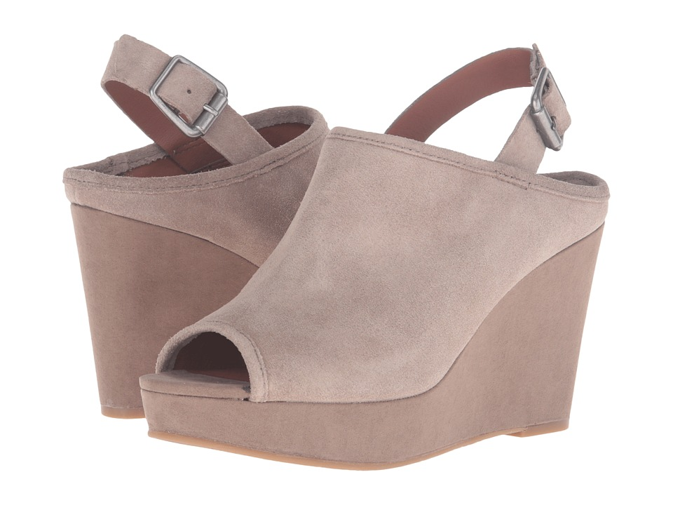 Lucky Brand - Jemadine (Brindle Oil Suede) Womens Shoes