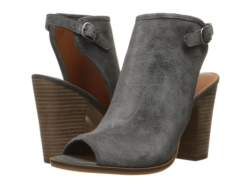 Lucky Brand - Lisza (Storm Oil Suede) High Heels