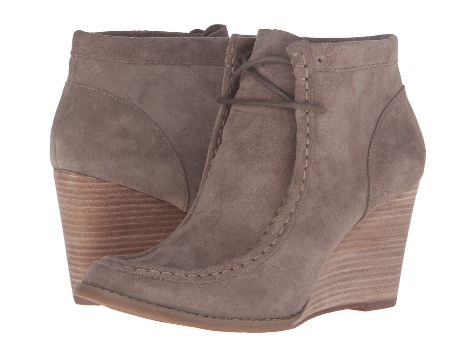 Lucky Brand - Ysabel (Brindle Oil Suede) Women