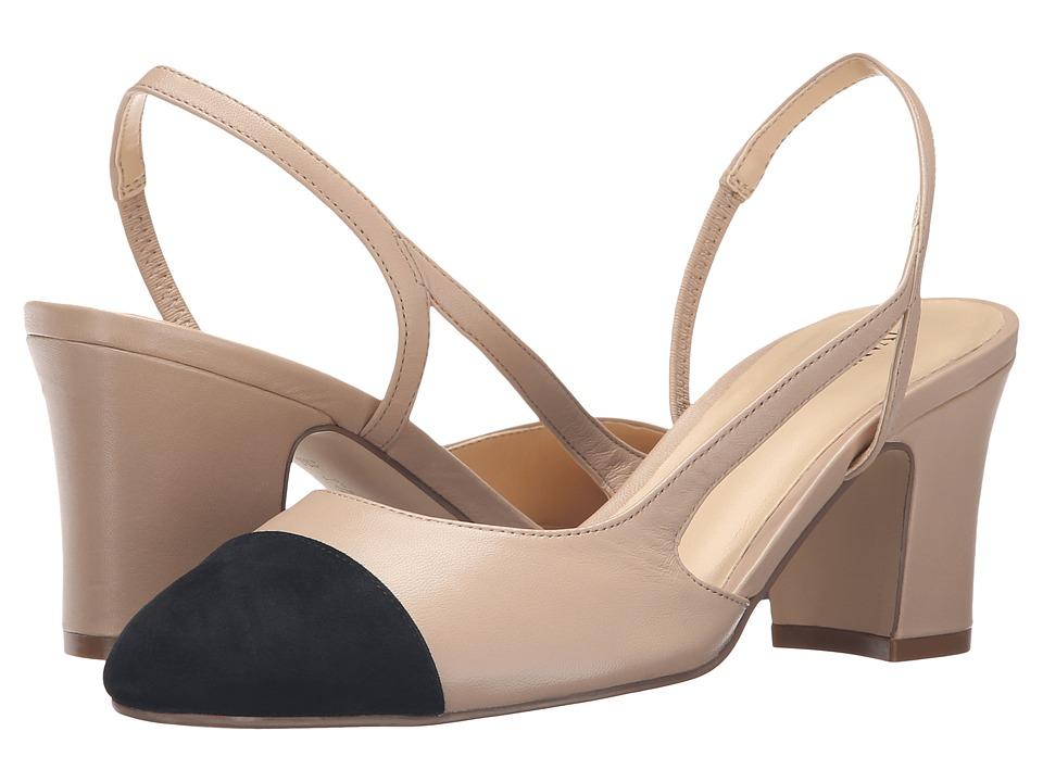 Ivanka Trump Liah (Natural Multi Leather) High Heels