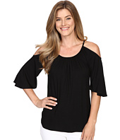 Karen Kane - Cold Shoulder Angel Top