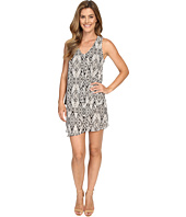 Karen Kane - Diamond Print Multi-Layer Dress