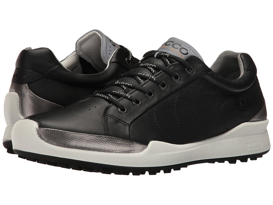 ECCO Golf BIOM Hybrid Hydromax (Black/Black Solid) Men