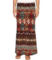 Karen Kane - Border Print Maxi Skirt