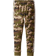 adidas Originals Kids - Everyday Iconics FR Camo Track Pants (Toddler/Little Kids/Big Kids)