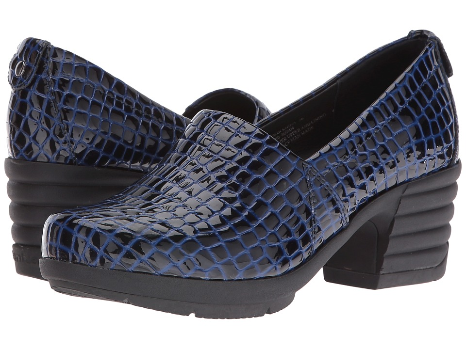Sanita Icon President (Blue Croc) Women