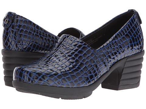 Sanita Icon President - Blue Croc
