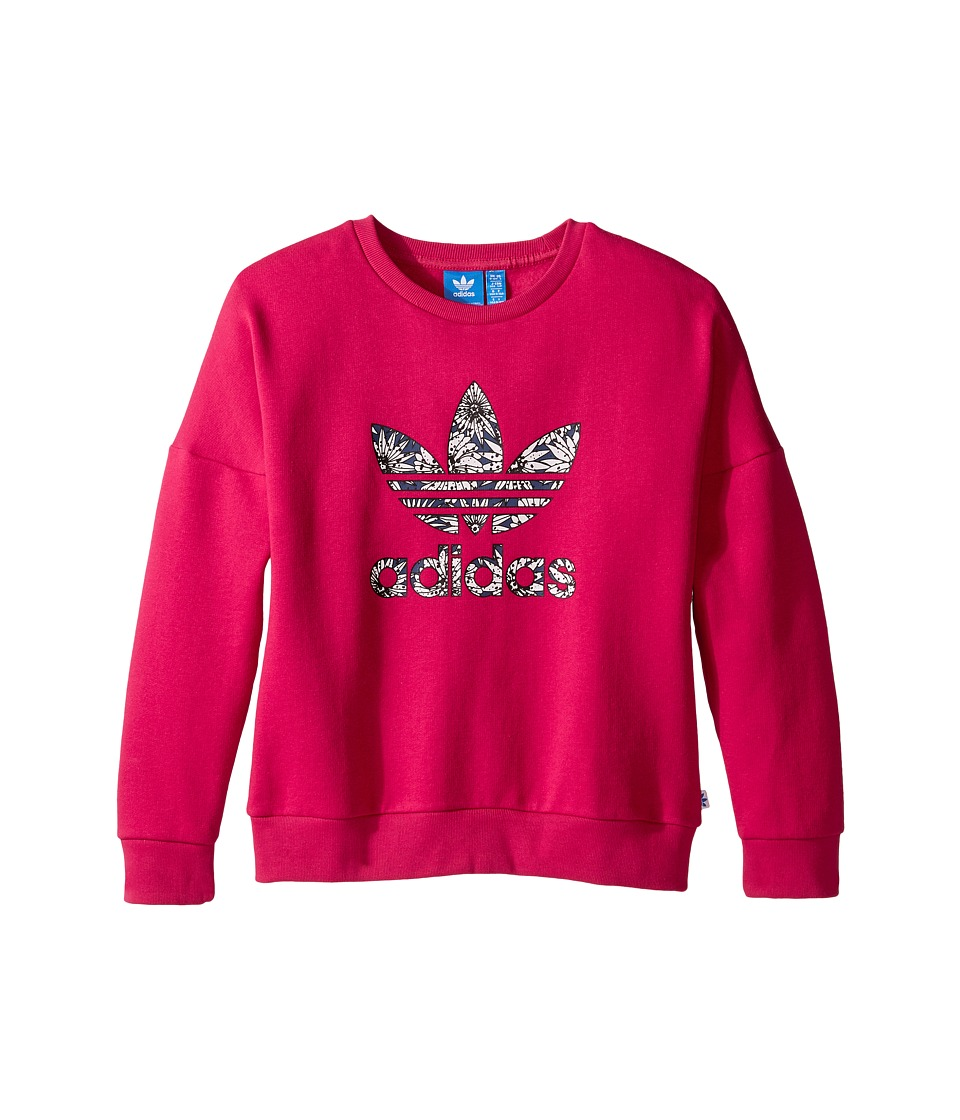 adidas Originals Kids adidas Originals Kids - Everyday Iconics Trevoil Crew Sweatshirt