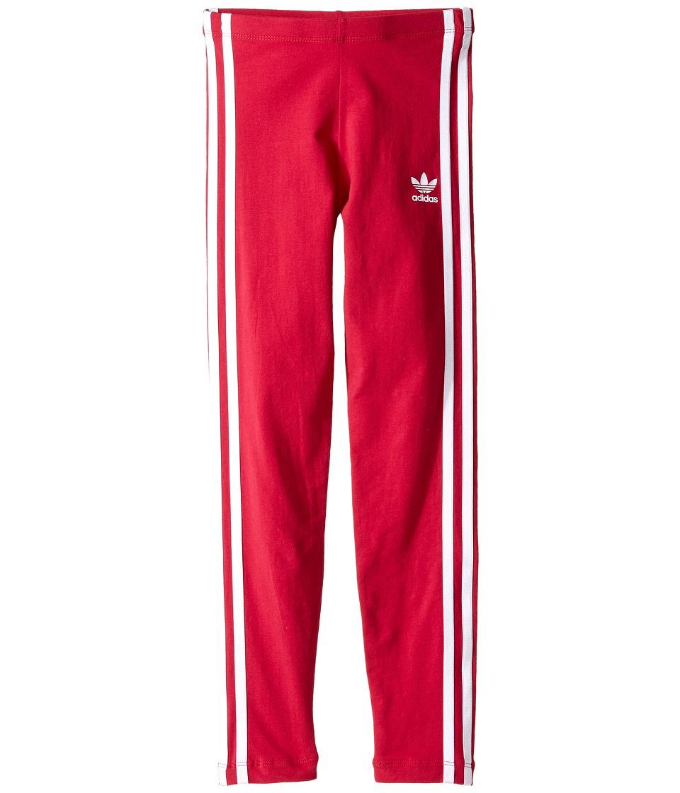 adidas Originals Kids - Everyday Iconics 3-Stripes Leggings