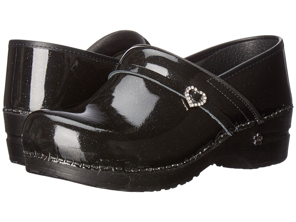 Sanita Koi Sanita Sparkle (Black) Women