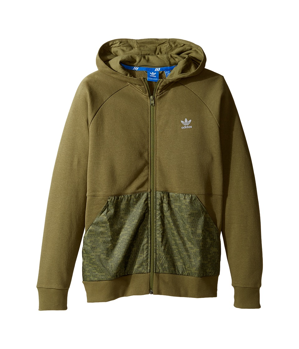 adidas Originals Kids adidas Originals Kids - Sport Luxe Mantra Full Zip Hoodie