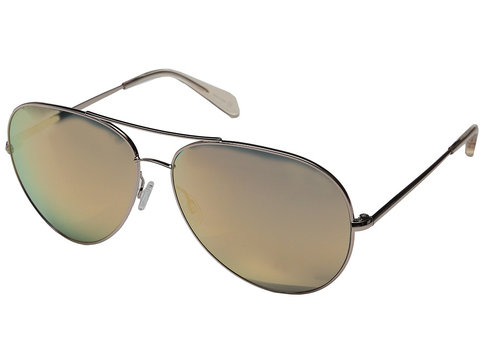 Oliver Peoples Sayer Custom Rose Gold/Pink Mirror Fashion Sunglasses