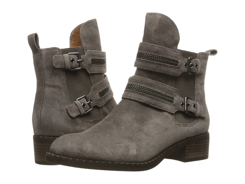 Gentle Souls Barberton (Concrete Suede) Women