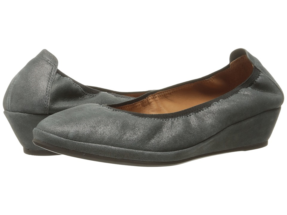 Gentle Souls Natalie (Pewter Leather) Women