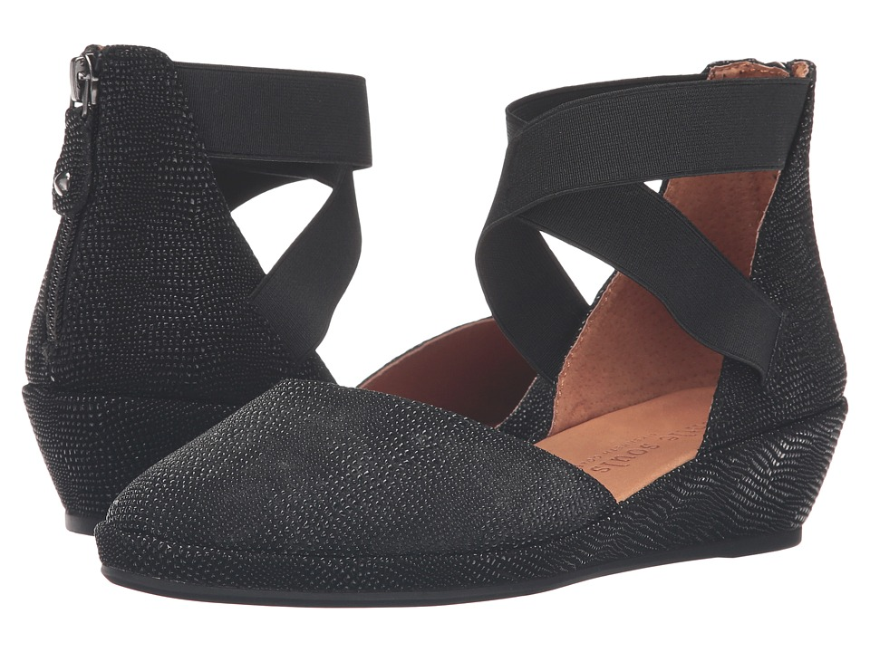 Gentle Souls - Noa (Black Stingray) Women's  Shoes