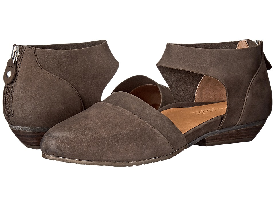 Gentle Souls Noreen (Dark Brown Nubuck) Women