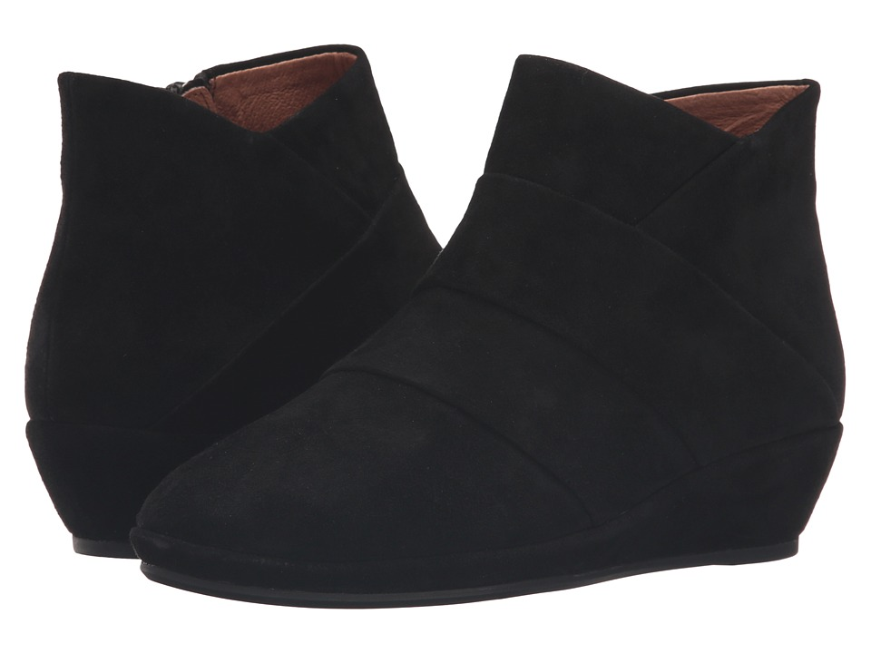 Gentle Souls Nori (Black Suede) Women