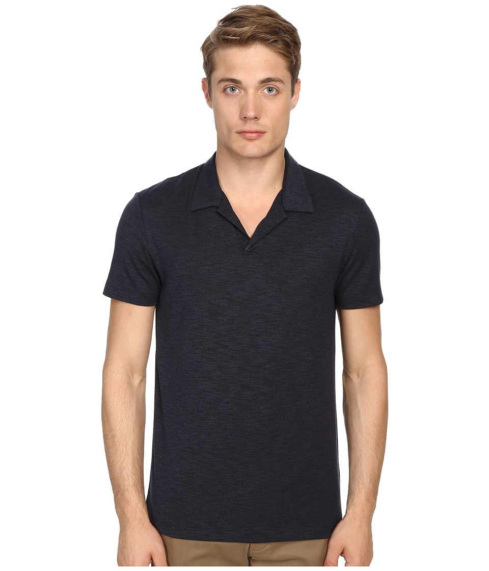 Theory Willem.Anemone Eclipse Multi Mens Short Sleeve Pullover