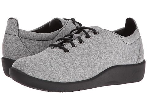 Clarks Sillian Tino - Grey Heathered Jersey