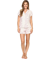 BedHead - Short Sleeve Shorty Bottom Pajama Set