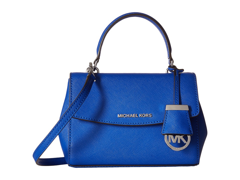 MICHAEL Michael Kors - Ava Extra Small Crossbody (Electric Blue) Cross Body Handbags